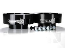 Sinister Diesel Leveling Kit for Dodge Cummins 1994-2009 Black (4wd Only)