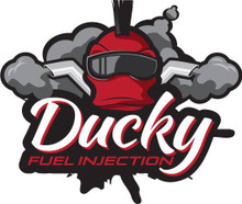 Ducky Fuel Injection Decals