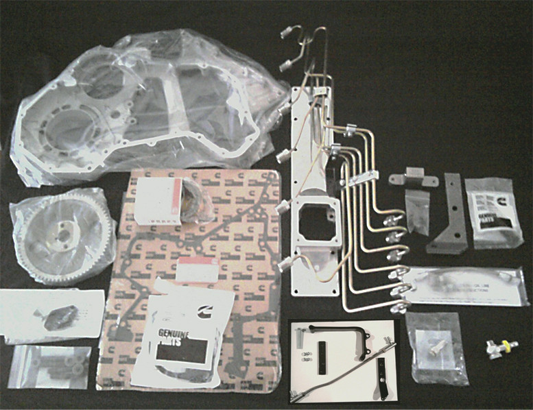 P-Pump Conversion Kit