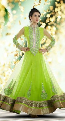 Designer chiffon  Anarkali Dresses San Francisco