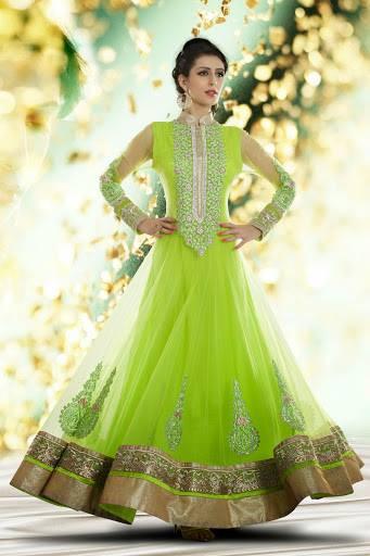 Designer Anarkali Dresses San Francisco with prices