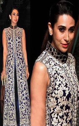 Desi Celebrity Inspired Dresses Karachi