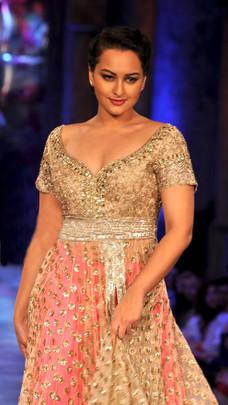 Desi Celebrity Inspired Dresses Nelson