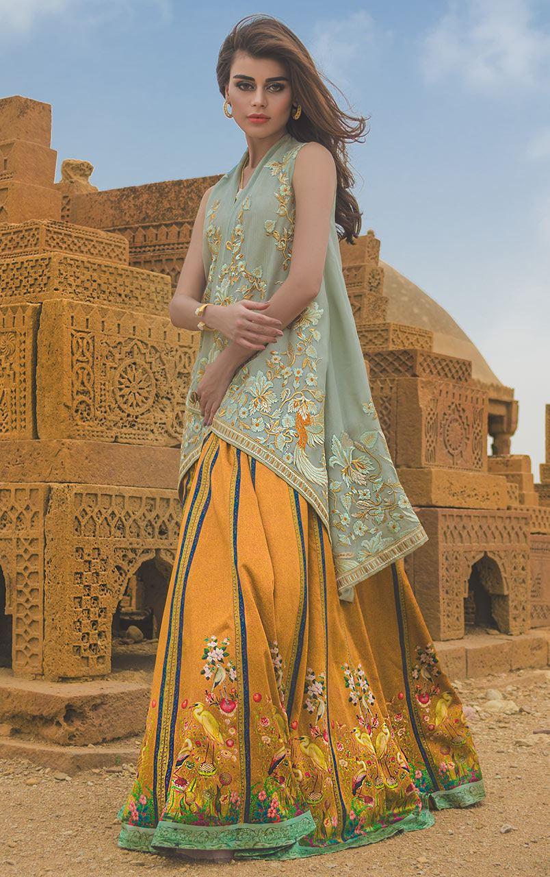 5e10cee8f1 Tena Durrani Designer Collection