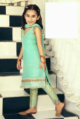 Desi Kids Clothing Camino