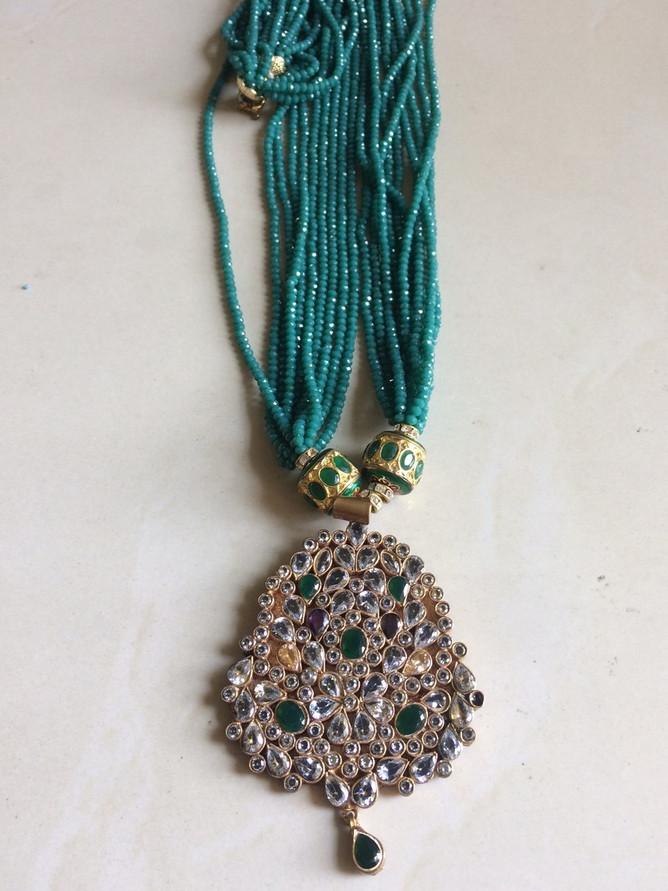 Artificial Fashion Jewelry Locket Pakistan
