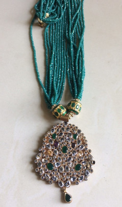 Artificial Fashion Jewelry Locket Pakistan