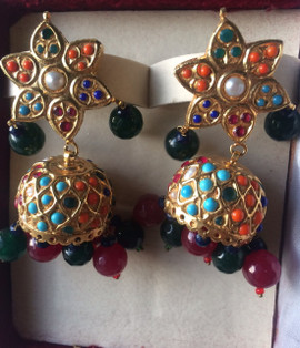 Artificial Fashion Jewelry Earrings with prices