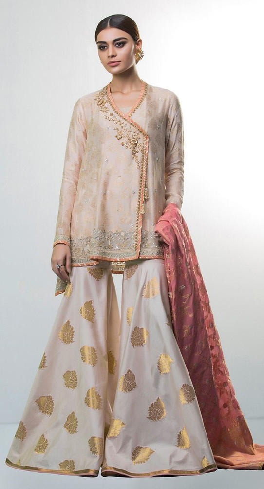 latest Designer Anarkali Dresses London
