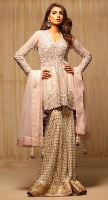 Designer Anarkali Dresses Canada