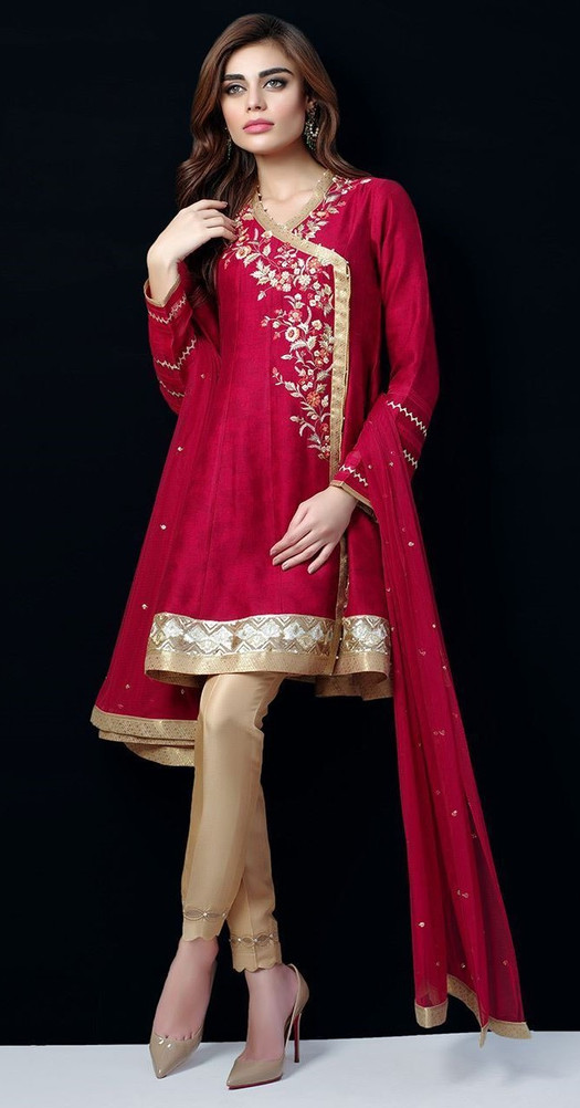 Designer Anarkali Dresses USA