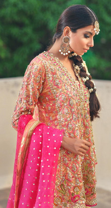 latest Designer Anarkali Dresses Leeds