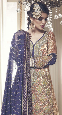buy Designer Anarkali Dresses Dubai