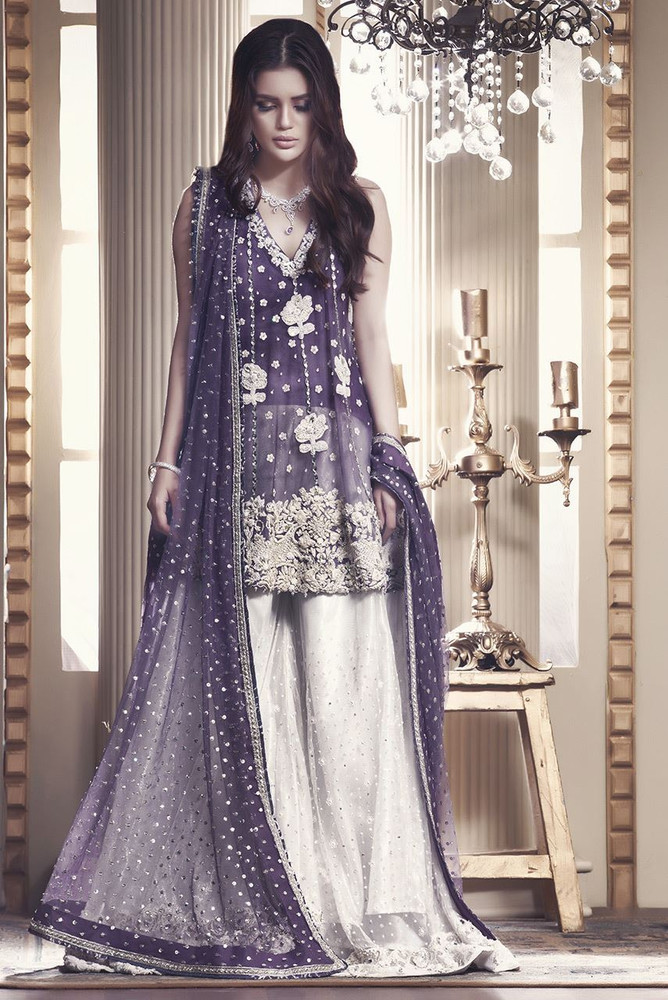 latest Anarkali Dresses Berkely