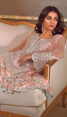 Anarkali Dresses Lahore