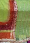 Badla Mukaish Gota Embroidery Lahore 1