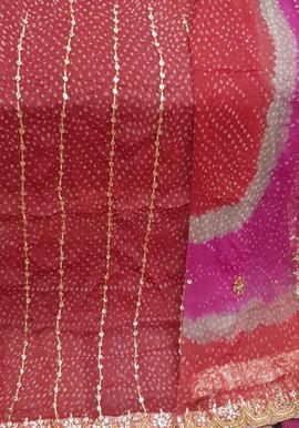 Badla Mukaish Gota Embroidery Manchester 1