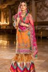 Noor Wedding Garara  Collection Denmark