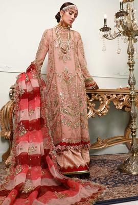 Noor Chiffon Wedding Collection Dubai
