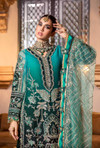 Designer NOOR Embroidered'20 Unstitched collection by Saadia Asad