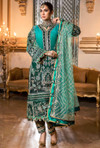 NOOR Embroidered'20 Unstitched collection by Saadia Asad