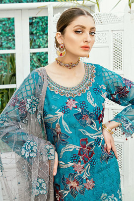 latest Ramsha Party Wear Suits California