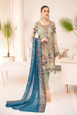Ramsha Party Wear Suits Canada