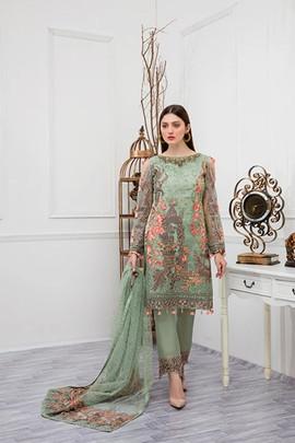 Ramsha Party Wear Suits London