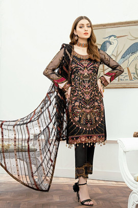 Ramsha Party Wear Suits Taxes