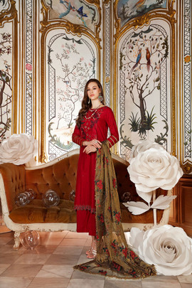 Gul Ahmed Party Wear Collection UK