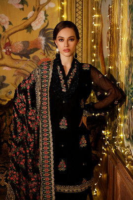 Gul Ahmed Party Wear Collection California