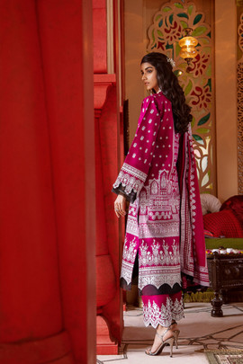 Gul Ahmed Party Wear Collection Canada
