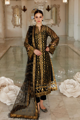 Gul Ahmed Party Wear Collection Ohio