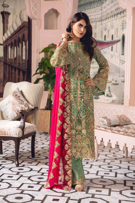 Freesia Embroidery Formal Collection Taxes