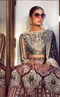 Threads & Motifs Party Wear Collection Taxes