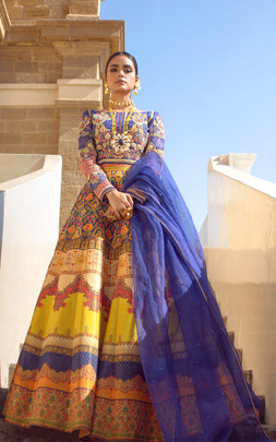 Threads & Motifs Party Wear Collection Pakistan