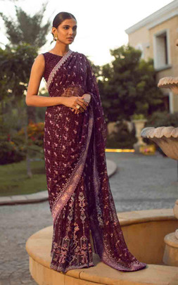 Designer Saris Collection California