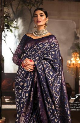 Designer Saris Collection Zargul