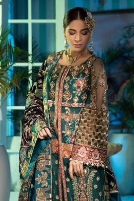Maryam Hussain Wedding Collection Toronto