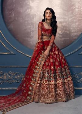 Designer Wedding Wear Pakistan
