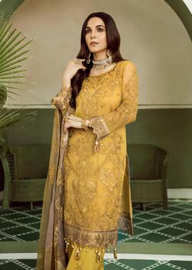 Traditional Mehndi Dresses Dubai