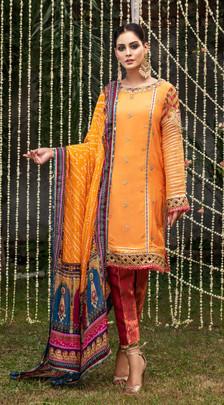 Traditional Mehndi Dresses UK