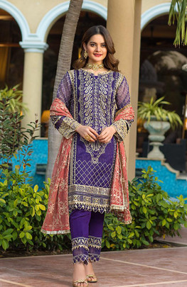 Alzohaib Formal Wear Collection UK