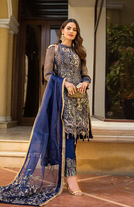 Alzohaib Formal Wear Collection California