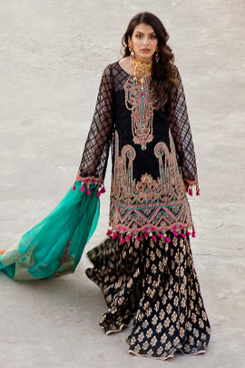 Saira Rizwan Designer Collection New York