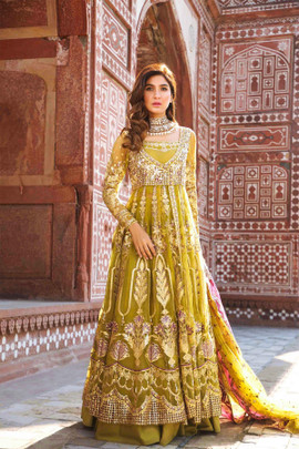 Saira Rizwan Designer Collection Chicago