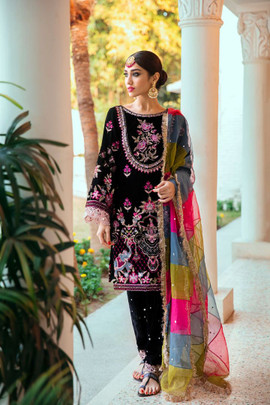 Saira Rizwan Designer Collection Dubai