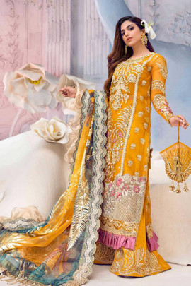 Shiza Hassan Wedding Festive Collection Houston