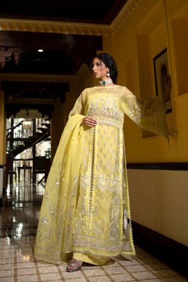 Ittehad Party Wear Collection Pakistan