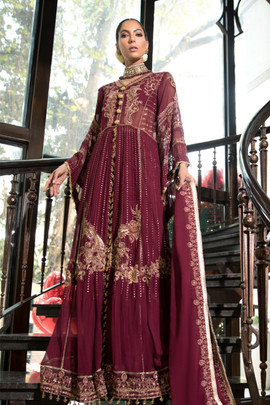 Ittehad Party Wear Collection New York